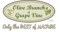 Olive Branch & Grape Vine